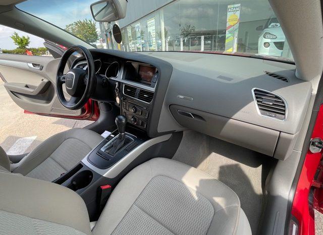 AUDI A5 2.7 190CV lleno