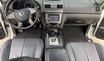 SSANGYONG Rexton 200 eXdi 4×4 Limited Aut 5p. lleno